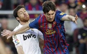 Barca dan Messi mengalami penurunan performa.