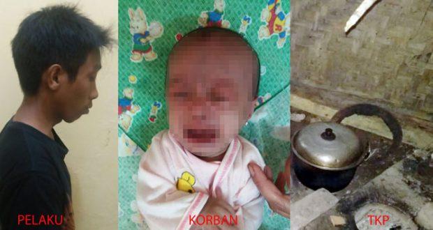 Kejam... Ayah Lempar Anak Kandungnya ke Bibir Tungku, Cuma Gara-gara Ini nih