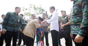 Presiden Jokowi Pastikan Tol Bocimi Selesai Tepat Waktu