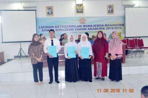 mahasiswa baru 300x200 - 288 Mahasiswa Baru Ikut LKMM