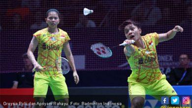 Greysia Polii Apriyani Rahayu 390x220 - Ganda putri Indonesia,Lolos ke Malaysia Masters