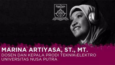 Marina Artiyasa Nusa Putra 390x220 - Universitas Nusa Putra Menjawab Tantangan Revolusi Industri 4.0
