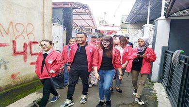 PartaI Solidaritas Indonesia PSI 390x220 - Petinggi PSI Blusukan di Sukabumi