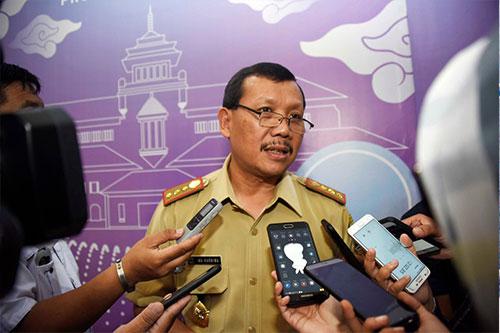 Sekretaris Daerah Jawa Barat - 'Bola Panas' Maikarta Menjalar ke Sekda Jabar