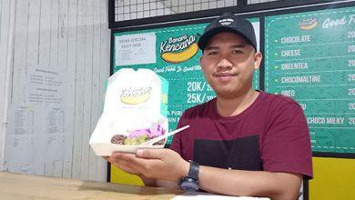 Banana Kencana Sukabumi 390x220 - Ini Lho Kue Ultah Pengganti Tart