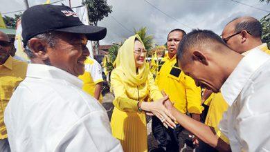 Dewi Asmara 1 390x220 - Dewi Asmara Kawal Bantuan BLK Pesantren
