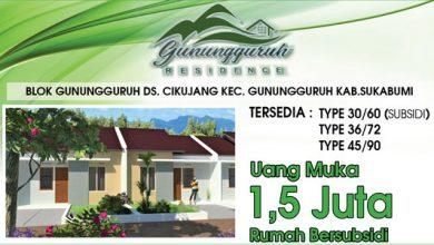 Gunung Guruh Residence 390x220 - Gunungguruh Residence, Perumahan Bersubsidi