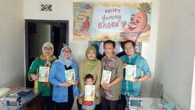 Krispy Yammy Babeh 390x220 - UMKM Sukabumi Masuk 50 Besar CMA