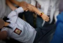 Pelecehan 220x150 - Hadeuh..Siswi SMA Jadi Korban Cabul Dua Temannya di Cikembar