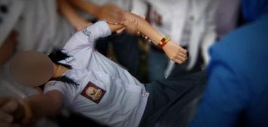 Pelecehan - Hadeuh..Siswi SMA Jadi Korban Cabul Dua Temannya di Cikembar