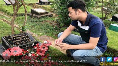 Rafi A 390x220 - Terharu!!! Raffi Ahmad Mengucapkan Selamat Ulang Tahun untuk Alm.Olga Syahputra
