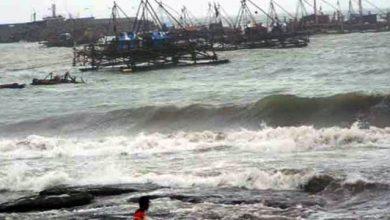 Cuaca Ekstreem Ujunggenteng 390x220 - Cuaca Ekstrem Serang Laut Kidul, Nelayan Sukabumi Tekor