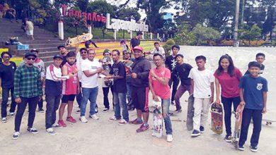 KONI Kota Sukabumi 390x220 - KONI Dukung Skateboard Berlaga di Asean Games