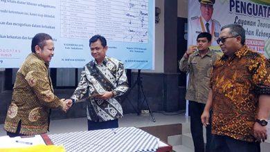 Marwan Hamami 390x220 - Bupati Launching Program Kecamatan