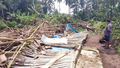 Puting beliung Sukabumi 390x220 - Korban Beliung Cicurug Butuh Bantuan