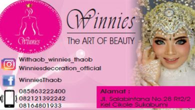 Winnies The Art Of Beauty 390x220 - Winnies The ART OF BEAUTY