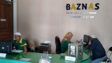 Baznas Kab Sukabumi ramadan 390x220 - Baznas Target Zakat Ramadhan Rp45 Miliar
