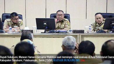Bupati Sukabumi Marwan Hamami 390x220 - Bupati Evaluasi Kinerja Perangkat Daerah
