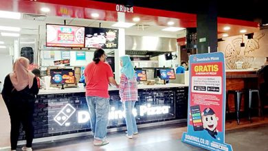 DOMINOZ PIZZA SUKABUMI DISKON 390x220 - Buruan Order Domino's Pizza Makeover