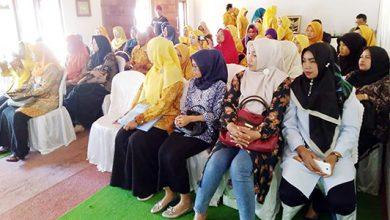 DPPKB Kabupaten Sukabumi 390x220 - Puluhan Warga Ikut Bimtek UPPKS