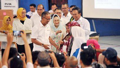 Menteri Sosial Agus Gumiwang Kartasasmita berkunjung ke Kota Sukabumi 390x220 - Menteri Jokowi 'Kepung' Sukabumi