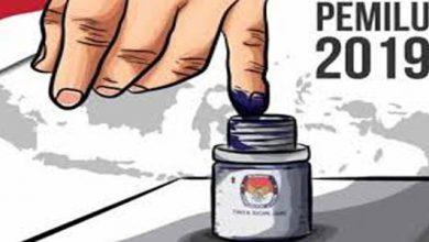 Pemilu 2019 Nyoblos 390x220 - Seorang Petugas KPPS di Kota Sukabumi Yang Meninggal Tak Dapat Santunan