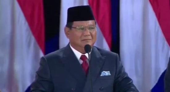 Prabowo Subianto - Bamsoet: Prabowo Bisa Buat Pertahanan Indonesia Disegani Dunia