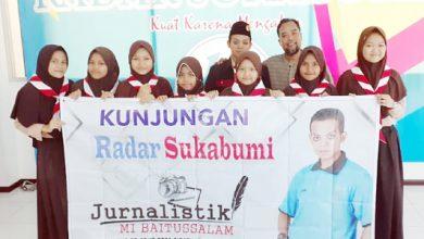 AHL jpeg 390x220 - Jurnalistik MI Baitussalam Kunjungi Radar Sukabumi
