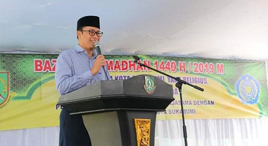 Achmad Fahmi THR - THR PNS Cair Tepat Waktu