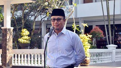 Achmad Fahmi Walikota Sukabumi 390x220 - Mudik Lebaran, PNS Kota Sukabumi Dilarang Pakai Kendaraan Dinas!