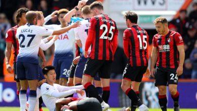 Bournemouth 1 0 Tottenham Hotspur 390x220 - Tottenham Ambruk di Kandang Bournemouth