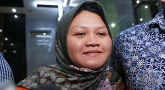 Bupati Bekasi Nonaktif Neneng Hasanah Yasin - MANTAN Bupati Bekasi Divonis 6 Tahun Penjara, Terbukti Terima Suap Meikarta