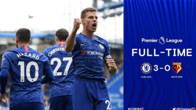 Chelsea 390x220 - Chelsea Geser Posisi Tottenham, MU Gagal ke Liga Champions