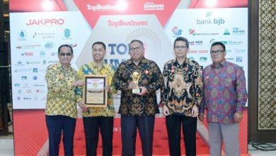 D 390x220 - Perumda Sabet Tiga Penghargaan TOP BUMD 2019