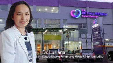Dr. Lusiana 390x220 - Pentingnya Medical Check Up Tahunan ?