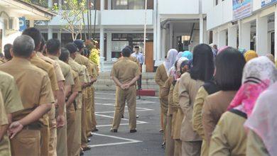 PNS Kota Sukabumi Apel Pagi 390x220 - THR PNS Belum Tentu Cair 24 Mei