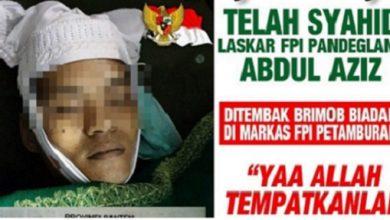 fpi tewas 390x220 - Laskar FPI Tewas Tertembak dalam Aksi People Power