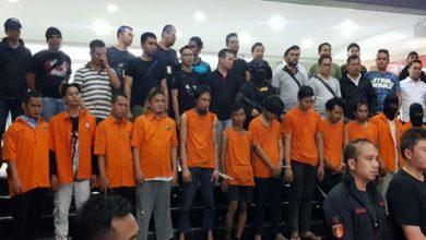 pelaku kerusuhan 22 mei 390x220 - Kapolres Sukabumi Kota Doakan agar Perusuh Diampuni Dosanya