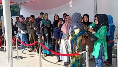 penukaran uang lapdek sukabumi 390x220 - Tukarkan Uang Baru buat Lebaran di Lapdek Kota Sukabumi