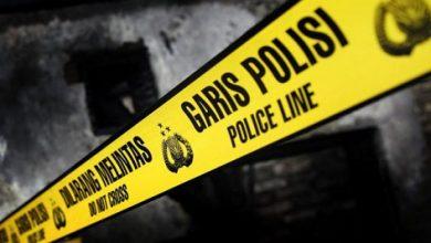 Ilustrasi police line 1 730x355 390x220 - Dua Janda Gak Mempan, Erwin Pun Bunuh Diri