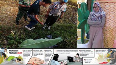Amelia Nurul Supandi2 390x220 - Tangkap Pembunuh Alumni IPB
