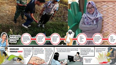 Amelia Nurul Supandi3 390x220 - Tertangkap! Pembunuh Alumni IPB di Sukabumi Adalah Seorang Pria