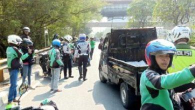 kecelakaan jalan ahmad yani 390x220 - Innalillahi, Erna Tewas Terlindas Truk di Jalan Ahmad Yani