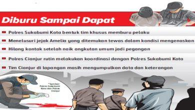 pembunuhan Amel 390x220 - Wahai Pembunuh Amel Menyerahlah