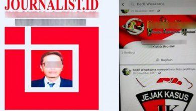 wartawan gadungan 390x220 - Wartawan Gadungan Merangkap Dukun Bawa Kabur Istri Orang di Badung