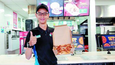 A HL JPEG 25 390x220 - Lezatnya Empat Menu Anyar Domino's Pizza