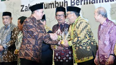 Baznas Kab Sukabumi Raih Penghargaan 390x220 - Baznas Award 2019, Pemkab Sukabumi Kembali Raih Penghargaan