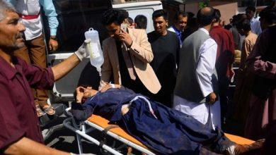 Bom Afganistan 390x220 - Bom Meledak, 34 Penumpang Bus Tewas
