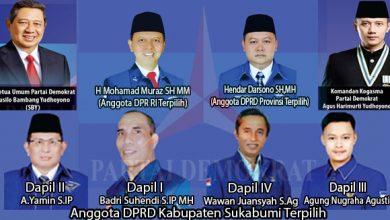 DPRD Kabupaten Sukabumi Partai Demokrat 2019 2024 390x220 - Demokrat S14P Bekerja Untuk Rakyat