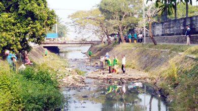 KOL 1 JPEG 47 390x220 - DLH Bentuk Timsus Kebersihan Sungai